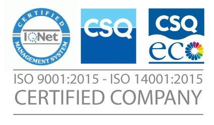 Certificazione di qualità per tubazioni